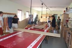 Beim Making-Workshop wurden aus alten, unbrauchbaren Sachen viele nützliche Kleinigkeiten hergestellt.